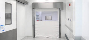 Roll-Up Door High Speed